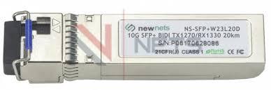 Купить <b>оптический трансивер</b> NS-SFP+W23L20D, 10G Tx/Rx:1270 ...