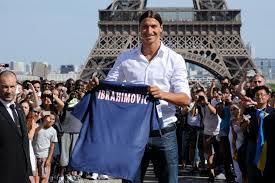 Ibrahimovic, fin de carrière au PSG ?