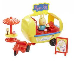 Свинка Пеппа (<b>Peppa Pig</b>) Игровой набор <b>Кафе</b>-<b>мороженое</b> ...