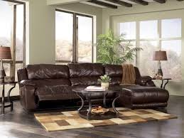 unique distressed leather living room furniture and how to do it brilliant sectional dark brown brilliant unique living room
