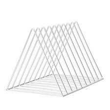 Fashion Bookends Solid 9 <b>Grid File Storage Shelf</b> Book Stand ...