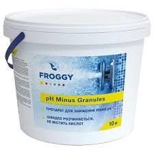 рН Minus Granules   <b>Гранулы для понижения уровня</b> рН воды ...