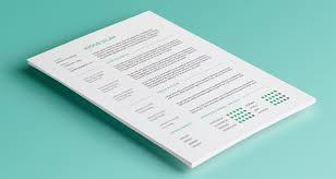 9 minimal resume templates hipsthetic 9 minimal resume templates