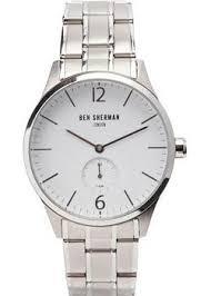 <b>Часы Ben Sherman WB003WM</b> - купить мужские наручные <b>часы</b> в ...