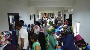 Elbistan'da binlerce vatandaş sudan zehirlendi