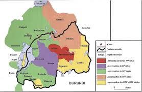 """Résultat de recherche d'images pour """"carte du rwanda ancien"""""""
