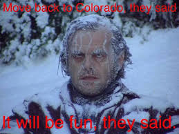 Memes about Colorado's cold snap - Gallery - TheDenverChannel.com via Relatably.com