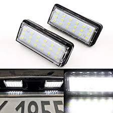 Xinctai 2PCS LED Number License Plate Light Lamp ... - Amazon.com