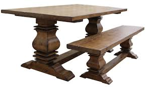 kitchen pedestal dining table set: teak pedestal dining table  with teak pedestal dining table