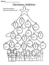 1000+ images about Christmas Math Ideas on Pinterest | Christmas ...Free Christmas Addition Worksheet