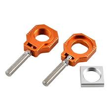 Spindle Axle Block <b>Chain Adjuster</b> Aluminum For KTM 250XCF-W ...