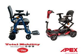 <b>New</b> mobility scooter and <b>folding electric</b> wheelchair from Apex ...