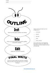 writing college paper a college paper outline writing home