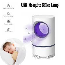 <b>USB</b> ELECTRIC UV LIGHT <b>MOSQUITO KILLER</b> INSECT GRILL FLY ...