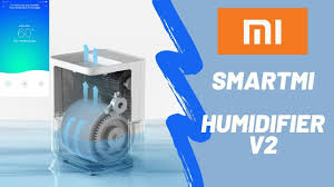 Xiaomi Mijia <b>SmartMi Evaporative Humidifier v2</b> - review - YouTube