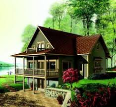 Mountain houses  Mountain house plans and House plans on PinterestHouse Plan Tuesday  Lake House Plan    Sharon Barrett Interiors  Ms Magpie Designs