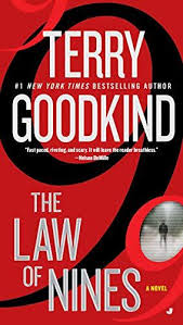 THE <b>LAW</b> OF NINES by <b>Terry Goodkind</b> | Kirkus Reviews