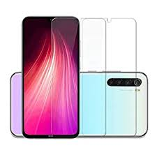 Affix <b>Premium Tempered Glass</b> for Xiaomi Mi Redmi Note 8, Mi ...