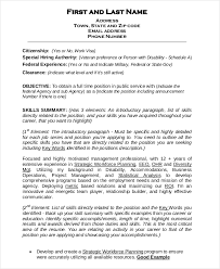 if you want to come up with a federal resume it dont know how to start it this post here provides you all the important data on what to include and how resume it template