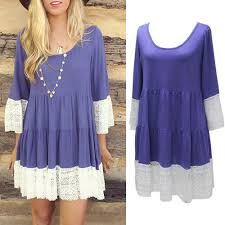 <b>Fashion Women</b> Summer Casual Long Sleeve Evening Party ...