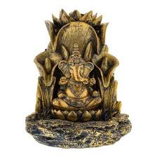 <b>Ganesha Backflow Incense Burner</b> | God of New Beginnings ...
