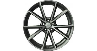 <b>WSP Italy W569</b> - Aiace Anthracite Polished | WSP Italy Wheels