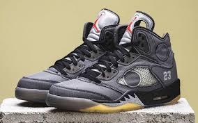<b>Off</b>-<b>White</b>™ x Air Jordan 5 • KicksOnFire.com
