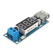 DC-DC <b>4.5</b>-<b>40V</b> To 5V 2A <b>USB</b> Charger Step down Converter ...