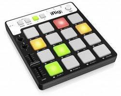 <b>MIDI контроллеры IK MULTIMEDIA iRig</b> Pads MIDI