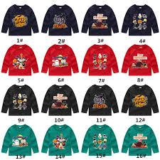 <b>2019 Fall</b>/Winter Happy <b>Halloween</b> Baby Girls Boutique T Shirts ...