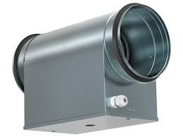 <b>Электрический нагреватель для круглого канала</b> EHC 250-3,0/1 ...