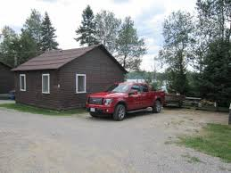 <b>Lots</b> of room for the truck and boat - Picture of <b>Shining</b> Tree Camp ...