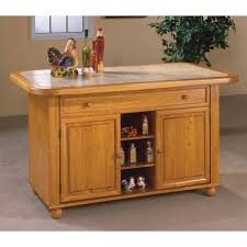 Crosley Kitchen Cart Granite Top Kitchen Carts Kitchen Island Cart Under 100 Cart In Natural Wood