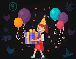 <b>Детские квесты</b> на День рождения