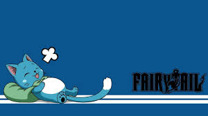 40 Wallpapers <b>Fairy Tail Happy</b>