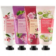 [SALE] <b>FARMSTAY Pink Flower Blooming</b> Hand Cream 100ml ...