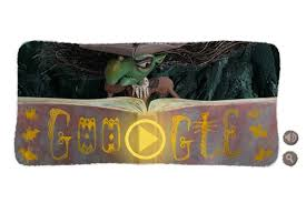 <b>Halloween witch</b>: The real history behind Google's doodle ...