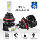 bevinsee car led headlights fog headlamps 9 36v for h4 h7 h11 px24 p13 9005 9006 x6 auto headlight driving lamps white