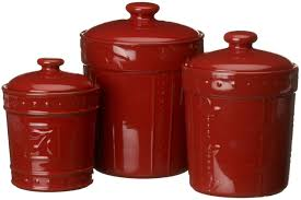 kitchen canister sets elegant