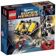 Купить Конструктор LEGO DC Super Heroes 76002 <b>Супермэн</b> ...