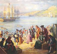 Hainer Loyalist moved to Canada at time of Revolutionry War 1776