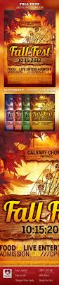 fall fest church flyer template by royallove graphicriver fall fest church flyer template church flyers
