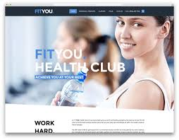 20 best wordpress fitness themes 2017 for gym and fitness centers you fitness wordpress website template
