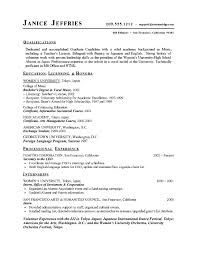 resume template for students first job resumes sample resume    resume