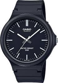 <b>Мужские</b> наручные <b>часы Casio MW</b>-<b>240</b>-<b>1EVEF</b> кварцевые