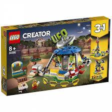 <b>Конструктор LEGO Creator 31095</b> Ярмарочная карусель - купить ...