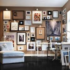 home office wall decor with wall art and photo wall home office wall decor ideas art for home office