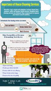 importance of house cleaning services visual ly importance of house cleaning services infographic