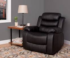 RelaxZen Oscar <b>Massage Recliner</b>, <b>Black</b>- Buy Online in Israel at ...
