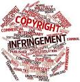 Images & Illustrations of copyright infringement